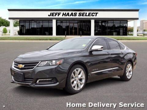 2019 Chevrolet Impala for sale at JEFF HAAS MAZDA in Houston TX