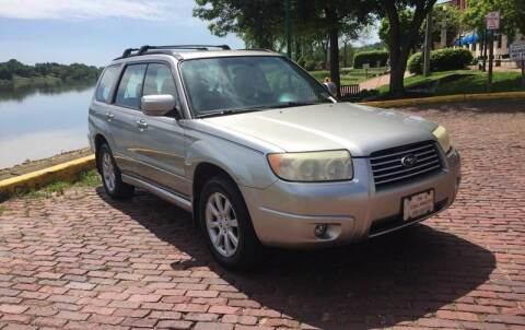 2006 Subaru Forester for sale at PUTNAM AUTO SALES INC in Marietta OH
