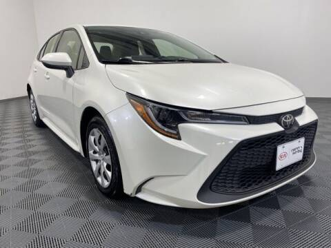 2020 Toyota Corolla for sale at Renn Kirby Kia in Gettysburg PA