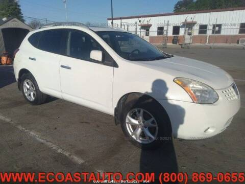 2010 Nissan Rogue for sale at East Coast Auto Source Inc. in Bedford VA