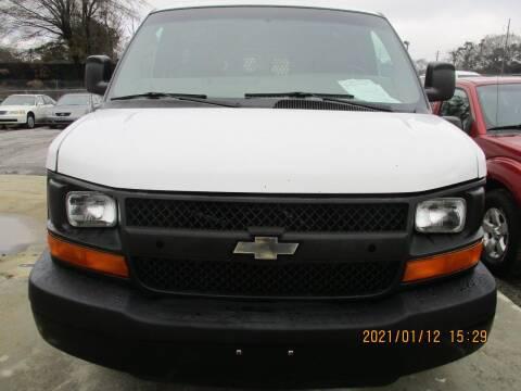 2008 Chevrolet Express Cargo for sale at Atlantic Motors in Chamblee GA