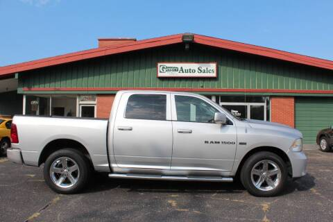 2011 RAM Ram Pickup 1500 for sale at Gentry Auto Sales in Portage MI