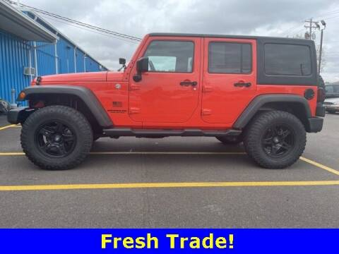 2015 Jeep Wrangler Unlimited for sale at Piehl Motors - PIEHL Chevrolet Buick Cadillac in Princeton IL