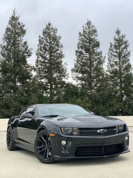 2015 Chevrolet Camaro for sale at BSL Bay Sport & Luxury in Redwood City CA