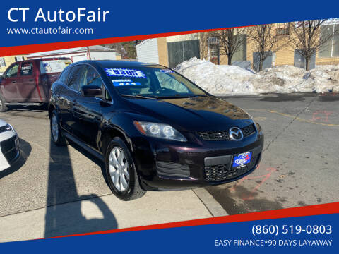 2009 Mazda CX-7 for sale at CT AutoFair in West Hartford CT