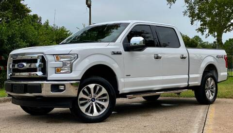2017 Ford F-150 for sale at Texas Auto Corporation in Houston TX