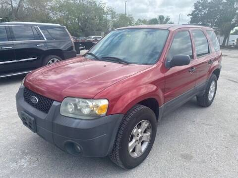 2006 Ford Escape for sale at Florida Prestige Collection in St Petersburg FL