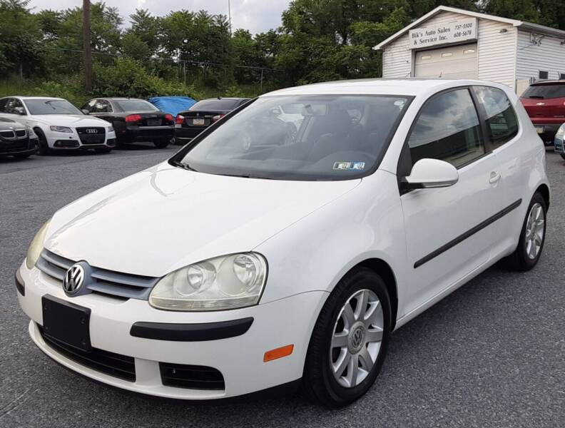 2009 Volkswagen Rabbit for sale at Bik's Auto Sales in Camp Hill PA