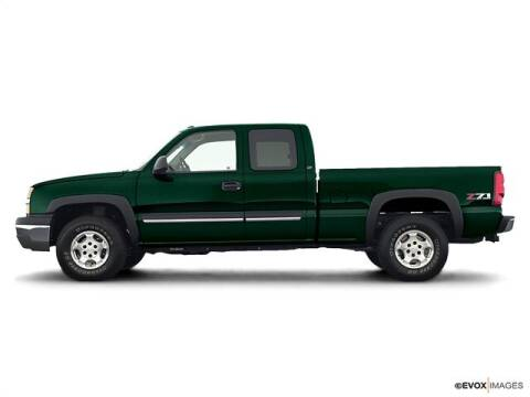 2003 Chevrolet Silverado 1500 for sale at Jamerson Auto Sales in Anderson IN