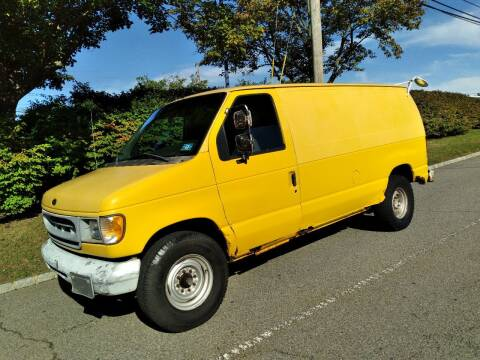 1999 Ford E-250 for sale at Jan Auto Sales LLC in Parsippany NJ