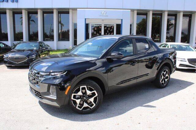 2022 Hyundai Santa Cruz for sale in Miami, FL