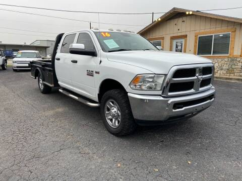 2016 RAM Ram Chassis 3500 for sale at The Trading Post in San Marcos TX