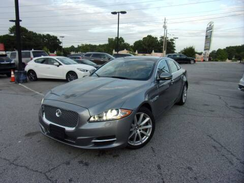 2013 Jaguar XJ for sale at Trust Autos, LLC in Decatur GA