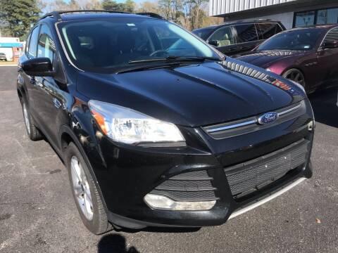 2013 Ford Escape for sale at Carpro Auto Sales in Chesapeake VA