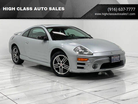 2003 Mitsubishi Eclipse for sale at HIGH CLASS AUTO SALES in Rancho Cordova CA