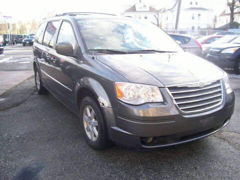 2010 Chrysler Town and Country for sale at Dambra Auto Sales in Providence RI