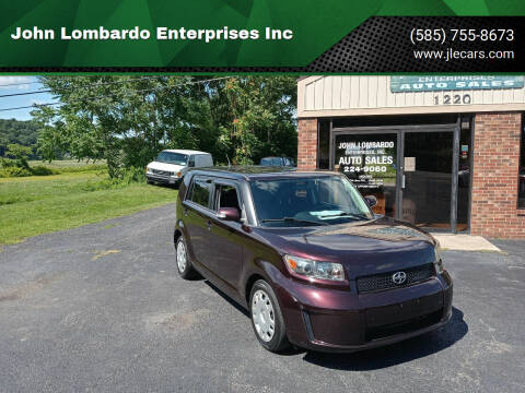 2008 Scion xB for sale at John Lombardo Enterprises Inc in Rochester NY