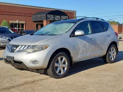 2009 Nissan Murano for sale at Tyler Car  & Truck Center in Tyler TX