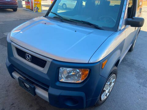 2006 Honda Element for sale at Best Choice Auto Sales in Methuen MA