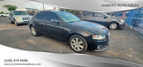2010 Audi A4 for sale at Juniors Auto Sales in Tucson AZ