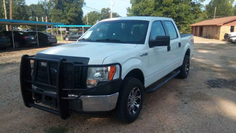 2013 Ford F-150 for sale at Westside Auto Sales in New Boston TX