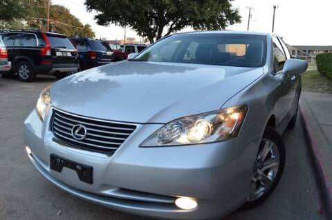 2009 Lexus ES 350 for sale at E-Auto Groups in Dallas TX