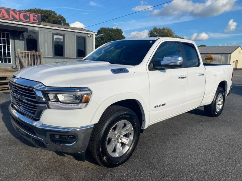 2020 RAM Ram Pickup 1500 for sale at Modern Automotive in Boiling Springs SC