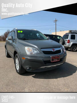 2009 Saturn Vue for sale at Quality Auto City Inc. in Laramie WY