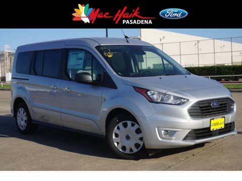 2021 Ford Transit Connect Wagon for sale at Mac Haik Ford Pasadena in Pasadena TX