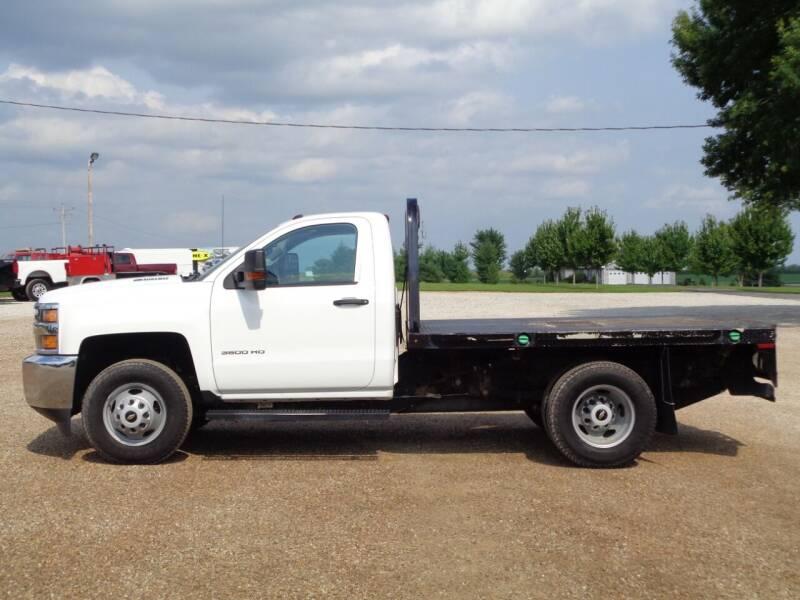 2016 Chevrolet Silverado 3500HD CC for sale at Burkholder Truck Sales LLC (Versailles) in Versailles MO