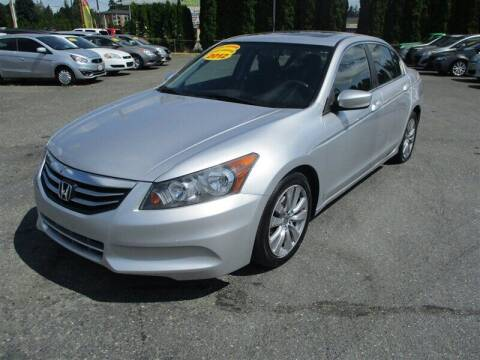 2012 Honda Accord for sale at GMA Of Everett in Everett WA