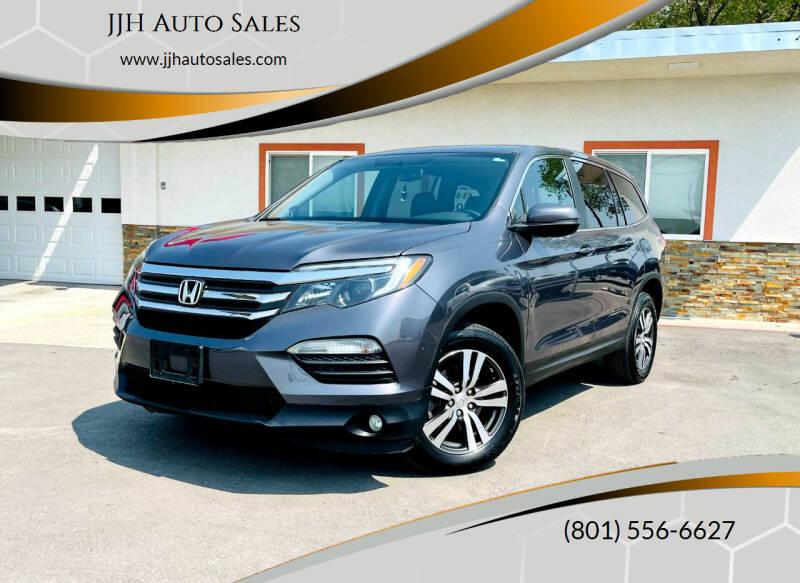 2016 Honda Pilot for sale at JJH Auto Sales in Salt Lake City UT