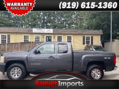 2011 Chevrolet Silverado 1500 for sale at Raleigh Imports in Raleigh NC