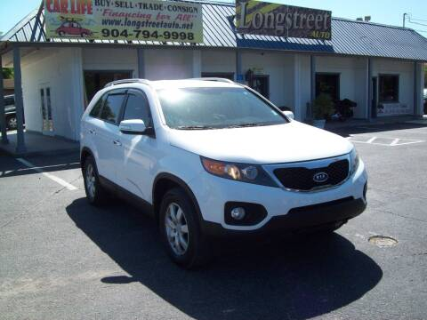2013 Kia Sorento for sale at LONGSTREET AUTO in St Augustine FL