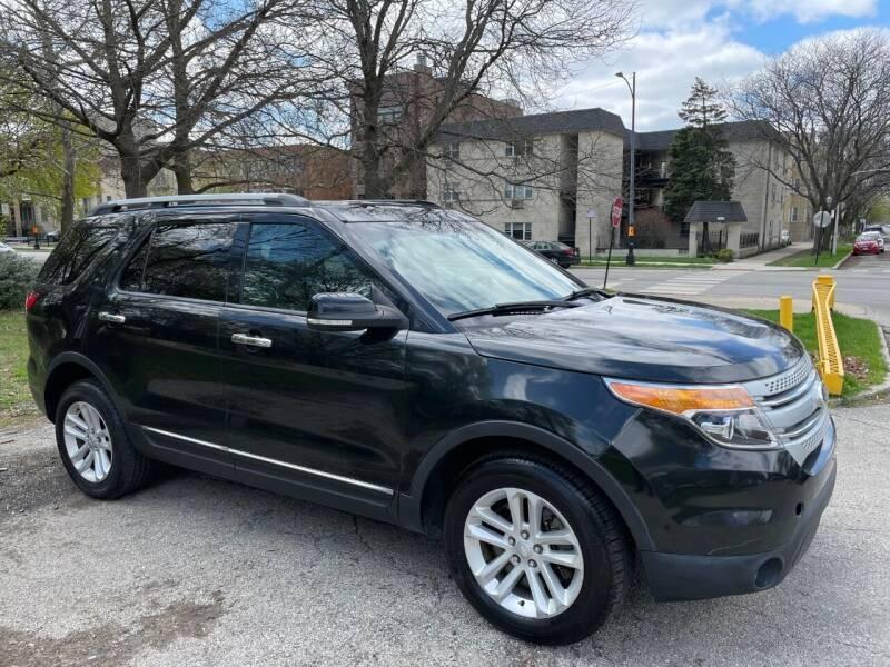 2014 Ford Explorer for sale at L & L Auto Sales in Chicago IL