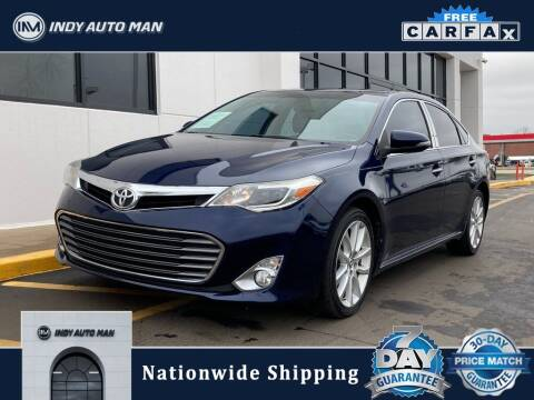 2013 Toyota Avalon for sale at INDY AUTO MAN in Indianapolis IN