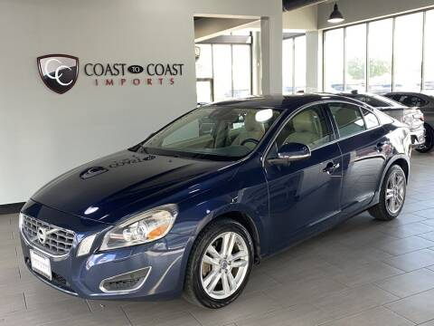 2013 Volvo S60 for sale at Coast to Coast Imports in Fishers IN