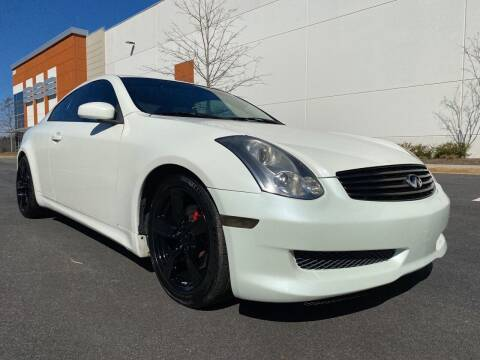 2006 Infiniti G35 for sale at ELAN AUTOMOTIVE GROUP in Buford GA