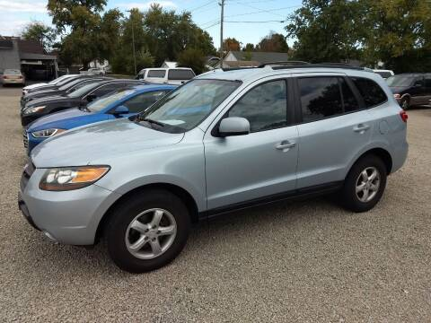 2007 Hyundai Santa Fe for sale at Economy Motors in Muncie IN