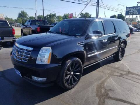 2010 Cadillac Escalade ESV for sale at Larry Schaaf Auto Sales in Saint Marys OH