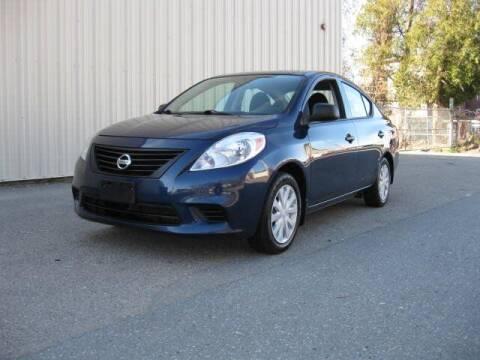 2013 Nissan Versa for sale at Jareks Auto Sales in Lowell MA