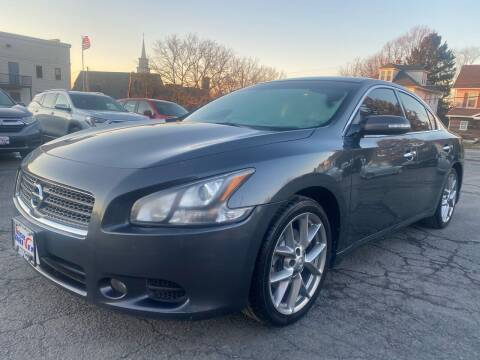 2011 Nissan Maxima for sale at 1NCE DRIVEN in Easton PA