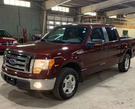 2009 Ford F-150 for sale at The Auto Toy Store in Robinsonville MS