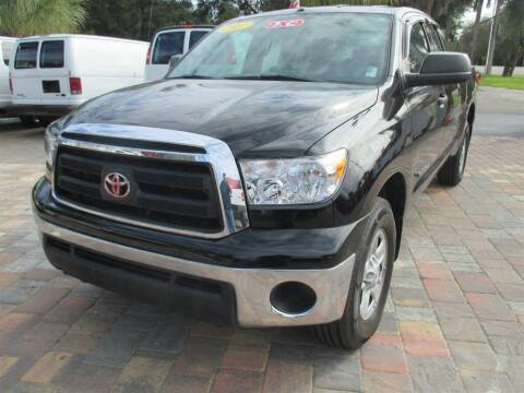 2011 Toyota Tundra for sale at Affordable Auto Motors in Jacksonville FL