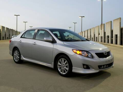 2010 Toyota Corolla for sale at Bill Gatton Used Cars in Johnson City TN