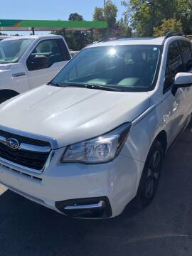 2018 Subaru Forester for sale at BRYANT AUTO SALES in Bryant AR