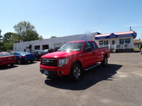 2012 Ford F-150 for sale at United Auto Land in Woodbury NJ