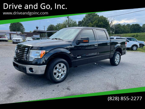 2011 Ford F-150 for sale at Drive and Go, Inc. in Hickory NC