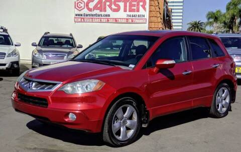 2008 Acura RDX for sale at CARSTER in Huntington Beach CA