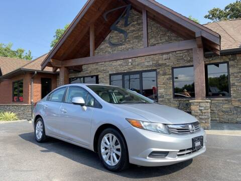 2012 Honda Civic for sale at Auto Solutions in Maryville TN